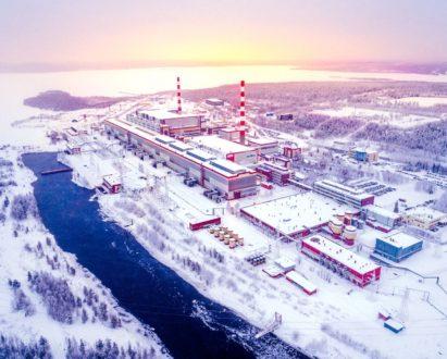 Предприятие Госкорпорации РОСАТОМ, АО Атомэнергоремонт, Кольская АЭС. Фото #1