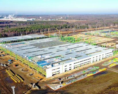 Объединённая Металлургическая Компания, Выксунский металлургический завод. Фото #1